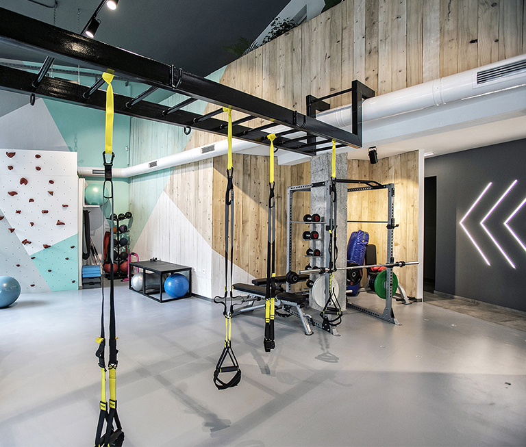 MOOV Exclusive Fitness Studio - Kalamaria