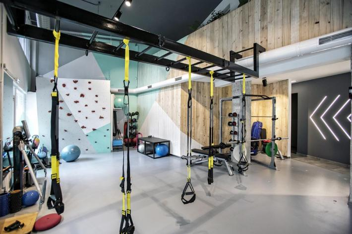 MOOV Fitness / Dynamic Area