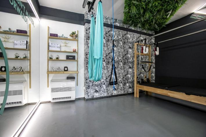 MOOV Exclusive Fitness Studio / Cardio Area